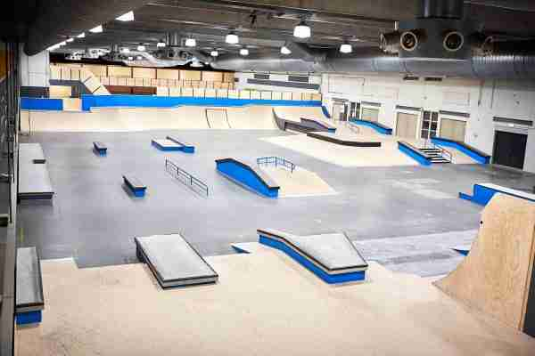 terminalen skatepark - street - holmen dirt cph holmen tur trip